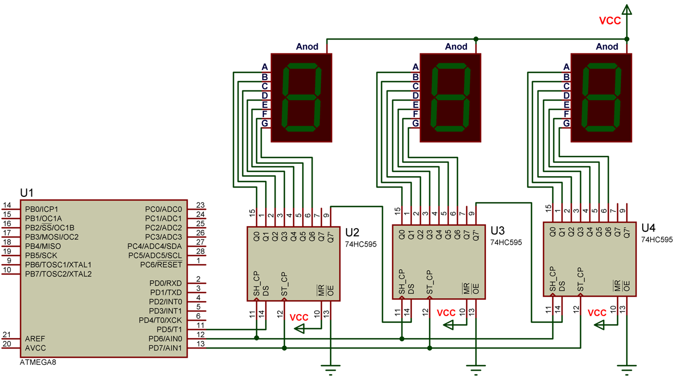 Arduino Playground - ShiftRegSN74HC165N