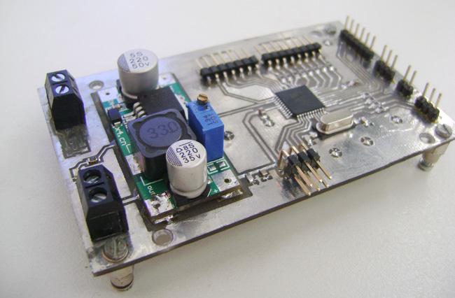 а с SIM900 со