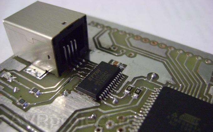 У микроконтроллеров AVR есть
