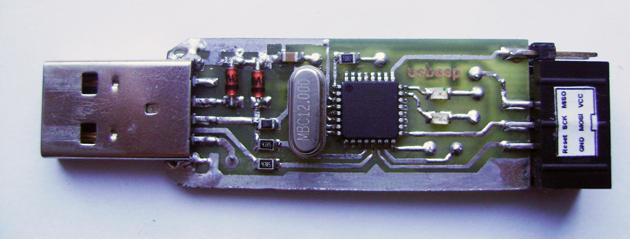 Программатор для микроконтроллеров AVR USBasp